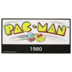 Pac-Man dørmåtte / gulvmåtte