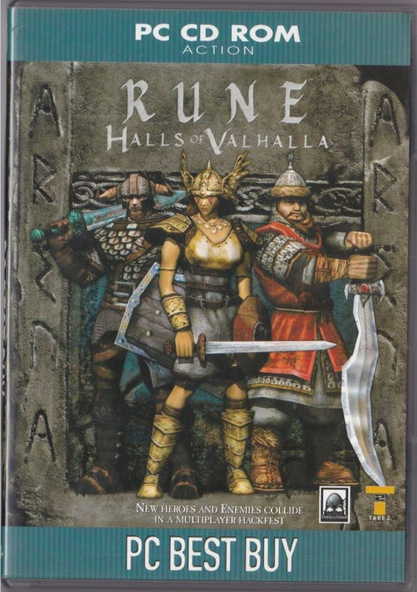 Rune: Halls of Valhalla (PC)