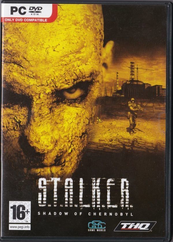 S.T.A.L.K.E.R.: Shadow of Chernobyl (PC)