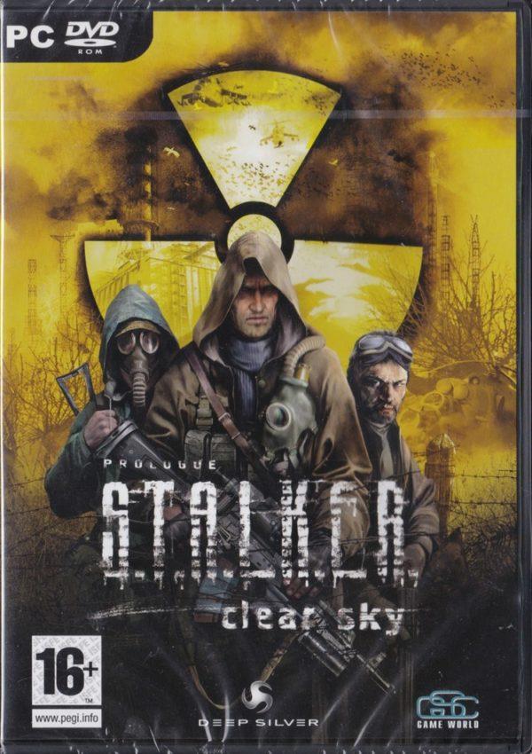 S.T.A.L.K.E.R.: Clear Sky - Prologue (PC)