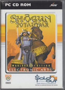 Shogun: Total War - Warlord Edition (PC - Sold Out)