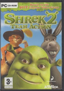 Shrek 2: Team Action (PC)