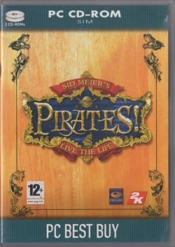 Sid Meier's Pirates!: Live the Life (PC Best Buy)