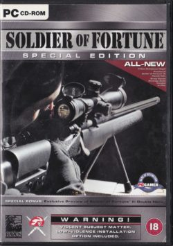 Soldier of Fortune: Special Edition (PC)