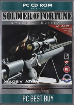 Soldier of Fortune: Special Edition (PC Best Buy)