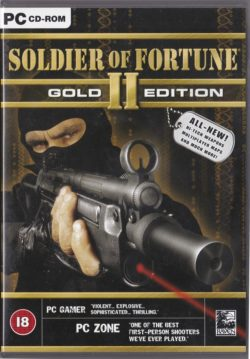 Soldier of Fortune II: Double Helix - Gold Edition (PC)