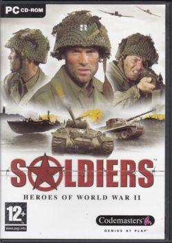 Soldiers: Heroes of World War II (PC)