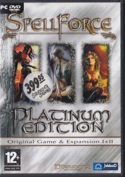 SpellForce: Platinum Edition (PC)