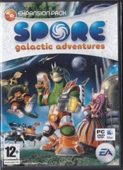 Spore: Galactic Adventures (PC)