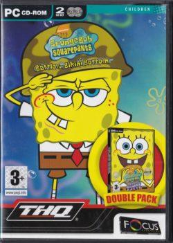 Spongebob Squarepants: Battle for Bikini Bottom + Operation Krabby Patty (PC)