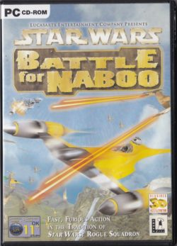 Star Wars: Battle for Naboo (PC)