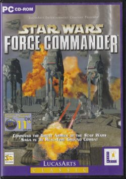 Star Wars: Force Commander (PC)