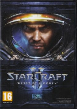 StarCraft II: Wings of Liberty (PC - Nyt/Sealed)