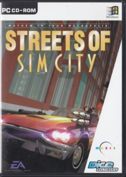 Streets of Sim City (PC)