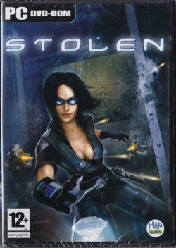 Stolen (PC - Nyt/Sealed)