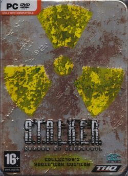 S.T.A.L.K.E.R.: Shadow of Chernobyl (Collector's Radiation Edition)
