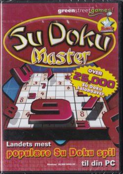 Su Doku Master (PC - Dansk)