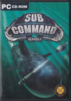 Sub Command: Akula Seawolf 688(I)