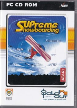 Supreme Snowboarding (PC)