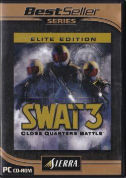 SWAT 3: Close Quarters Battle - Elite Edition (PC)