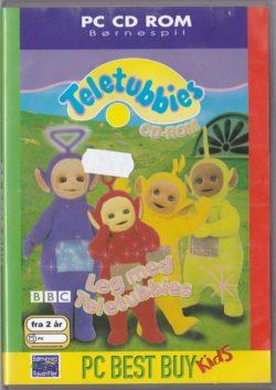 Teletubbies: Leg med Teletubbies (PC)