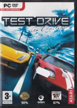 Test Drive: Unlimited (PC)