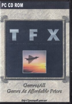 TFX: Tactical Fighter eXperiment (PC)