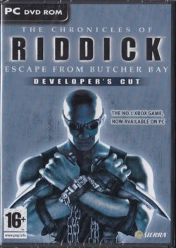 The Chronicles of Riddick: Escape from Butcher Bay (Developer's Cut - PC)