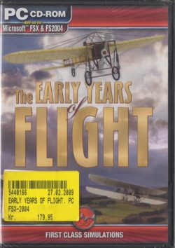 The Early Years of Fight (Add-on til Microsoft Flight Simulator 2004/FSX )