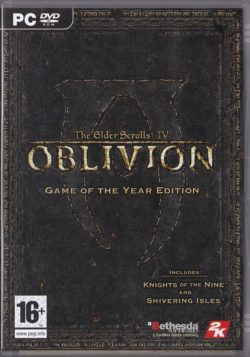 The Elder Scrolls IV: Oblivion (GOTY - PC)