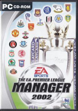 The F.A. Premier League Manager 2002 (PC)