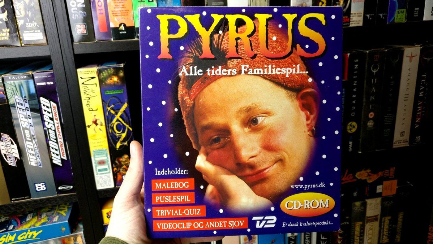 Pyrus: Alle tiders Familiespil (PC - 1997 - Dansk)