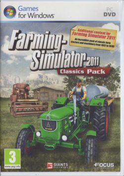 Farming Simulator 2011: Classics Pack (PC)