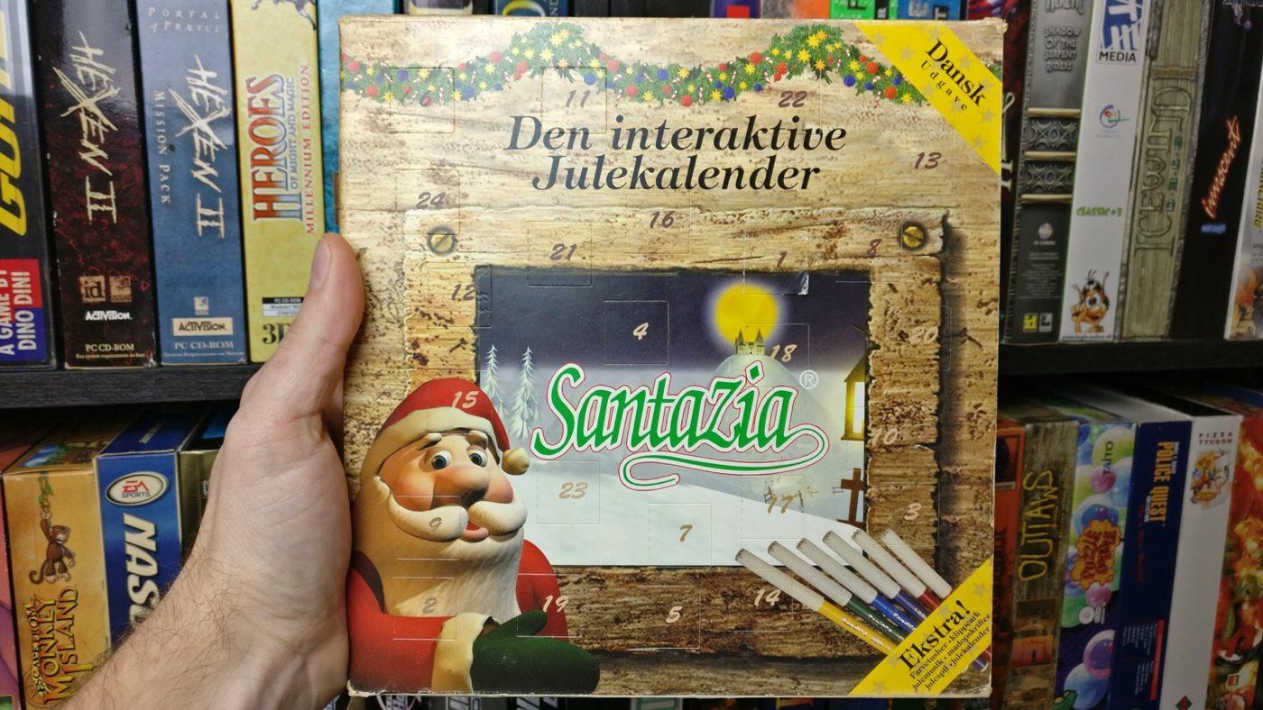 SantaZia - Den Interaktive Julekalender