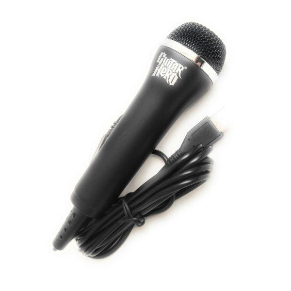 Guitar Hero mikrofon (PS2/PS3/Xbox 360/Wii)