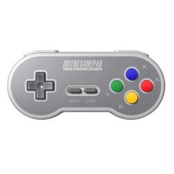 8Bitdo SF30 2.4G Wireless Gamepad - SNES Mini, PC, RetroPie