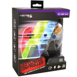 Nintendo 64 Controller USB LED Retrolink