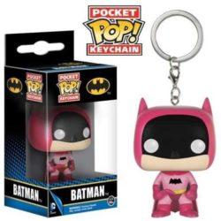 Pocket Pop! Keychain: DC Comics - 75th Anniversary Pink Batman