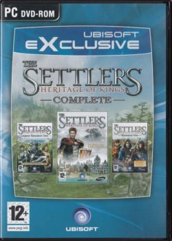 The Settlers: Heritage of Kings - Complete (PC)