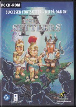 The Settlers IV (PC - Dansk)