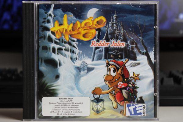Hugo redder julen