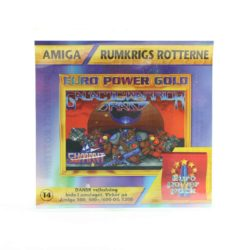 Rumkrigs Rotterne / Galactic Warrior Rats (Amiga, Euro Power Pack)
