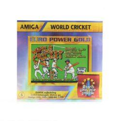 World Cricket (Amiga, Euro Power Pack)