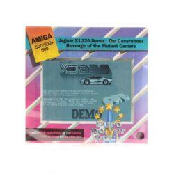 Jaguar - Revenge - Caverunner (Amiga, Euro Power Pack)