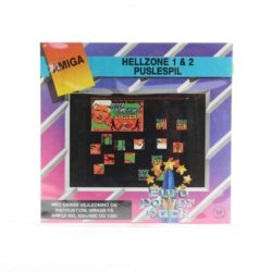 Hellzone 1 & 2 - Puslespil (Amiga, Euro Power Pack)