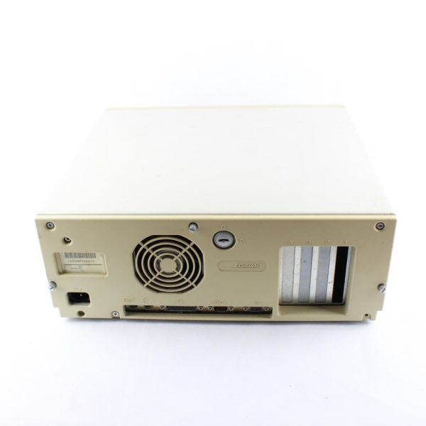 Compaq Deskpro 286e (1MB Ram, 40MB Conner HDD, MS-DOS)
