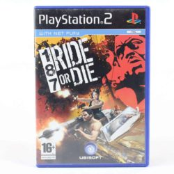 187 Ride or Die (Playstation 2)