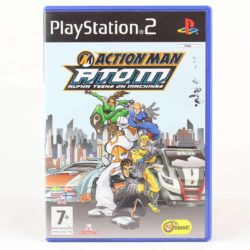 Action Man: A.T.O.M. - Alpha Teens on Machines (PS2)