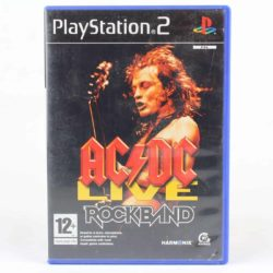 AC/DC Live: Rock Band (Playstation 2)