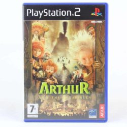 Arthur and the Invisibles (Playstation 2)